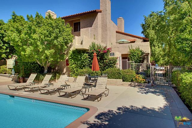 280 S Avenida Caballeros #216, Palm Springs, CA 92262 (MLS #18366364PS) :: The John Jay Group - Bennion Deville Homes