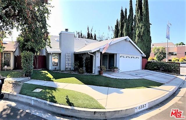 6357 Crebs Avenue, Tarzana, CA 91335 (MLS #18370410) :: The John Jay Group - Bennion Deville Homes