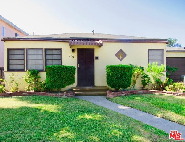 3534 W 117th Street, Inglewood, CA 90303 (MLS #18371182) :: The John Jay Group - Bennion Deville Homes