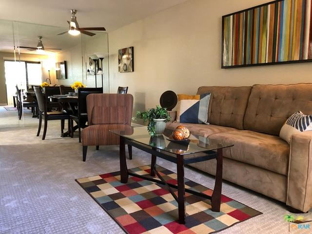 701 N Los Felices Circle #205, Palm Springs, CA 92262 (MLS #18371672PS) :: The John Jay Group - Bennion Deville Homes