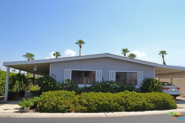 272 Coble Drive, Cathedral City, CA 92234 (MLS #18372976PS) :: The John Jay Group - Bennion Deville Homes