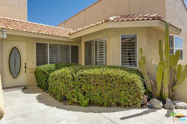 9740 Warwick Drive, Desert Hot Springs, CA 92240 (MLS #18373278PS) :: The John Jay Group - Bennion Deville Homes