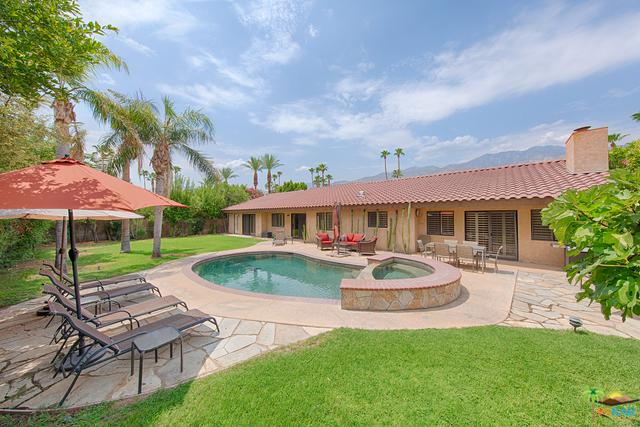 1594 S Farrell Drive, Palm Springs, CA 92264 (MLS #18373544PS) :: Brad Schmett Real Estate Group
