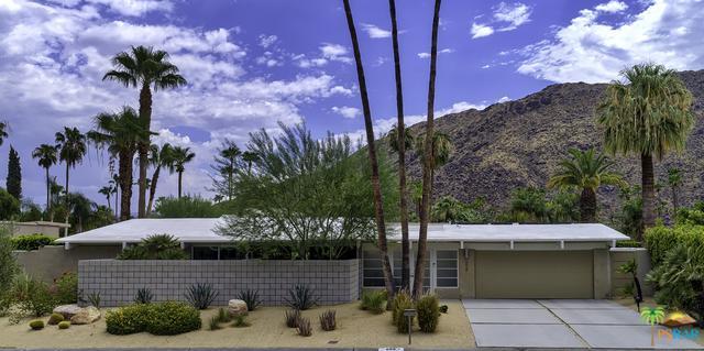 699 W Regal Drive, Palm Springs, CA 92262 (MLS #18373590PS) :: The Jelmberg Team