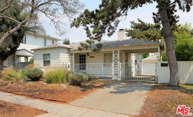 3232 S Beverly Drive, Los Angeles (City), CA 90034 (MLS #18373822) :: The John Jay Group - Bennion Deville Homes