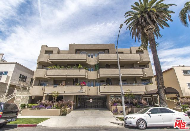 4943 Rosewood Avenue #203, Los Angeles (City), CA 90004 (MLS #18374266) :: The John Jay Group - Bennion Deville Homes