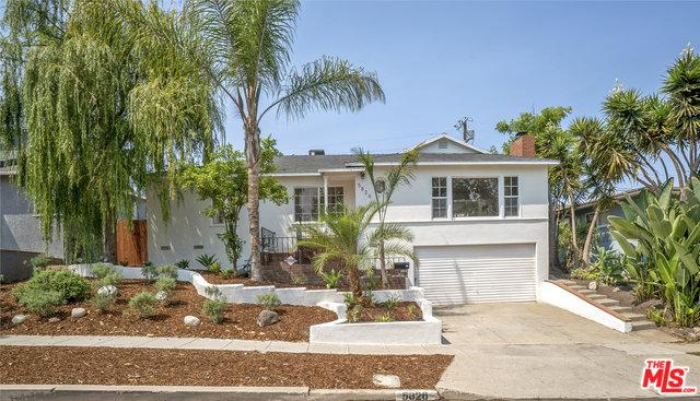 5826 Abernathy Drive, Los Angeles (City), CA 90045 (MLS #18374270) :: The John Jay Group - Bennion Deville Homes