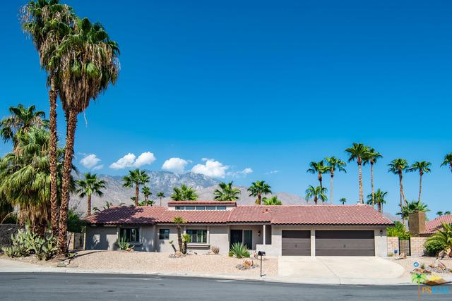 1575 S San Mateo Drive, Palm Springs, CA 92264 (MLS #18374352PS) :: Brad Schmett Real Estate Group
