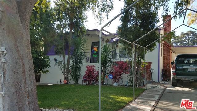 1105 Dolores Drive, Altadena, CA 91001 (MLS #18379960) :: The John Jay Group - Bennion Deville Homes