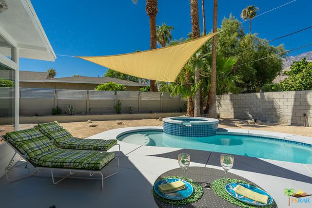 1245 S Sunrise Way, Palm Springs, CA 92264 (MLS #18381460PS) :: The John Jay Group - Bennion Deville Homes