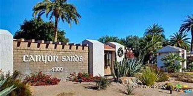 2365 Miramonte Circle B, Palm Springs, CA 92264 (MLS #18384004PS) :: The Sandi Phillips Team