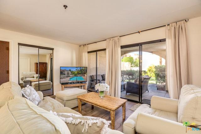 200 E Racquet Club Road #71, Palm Springs, CA 92262 (MLS #18384144PS) :: The John Jay Group - Bennion Deville Homes