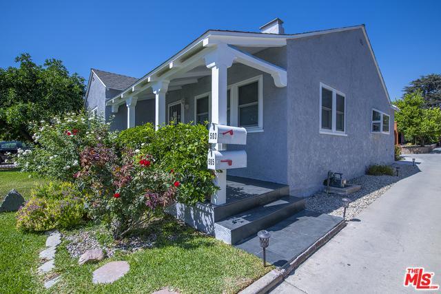 503 Royce Street, Altadena, CA 91001 (MLS #18384896) :: The John Jay Group - Bennion Deville Homes