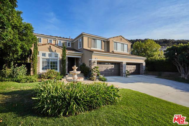 3805 Rock Hampton Drive, Tarzana, CA 91356 (MLS #18385258) :: Hacienda Group Inc