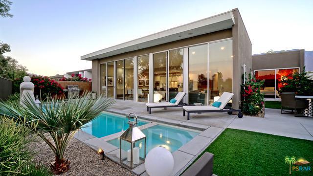 690 Equinox Way, Palm Springs, CA 92262 (MLS #18386672PS) :: The John Jay Group - Bennion Deville Homes