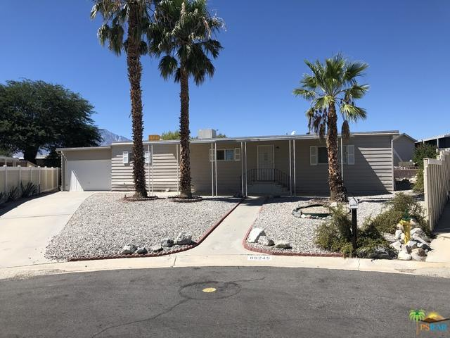 69245 Golden West Drive, Desert Hot Springs, CA 92241 (MLS #18387714PS) :: The Sandi Phillips Team