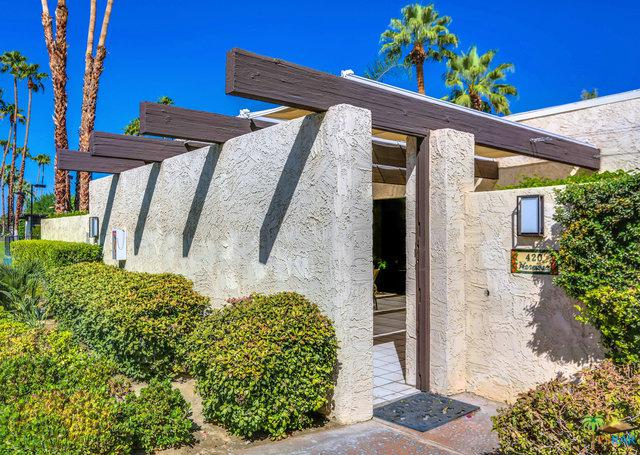 420 N Hermosa Drive, Palm Springs, CA 92262 (MLS #18388958PS) :: Deirdre Coit and Associates