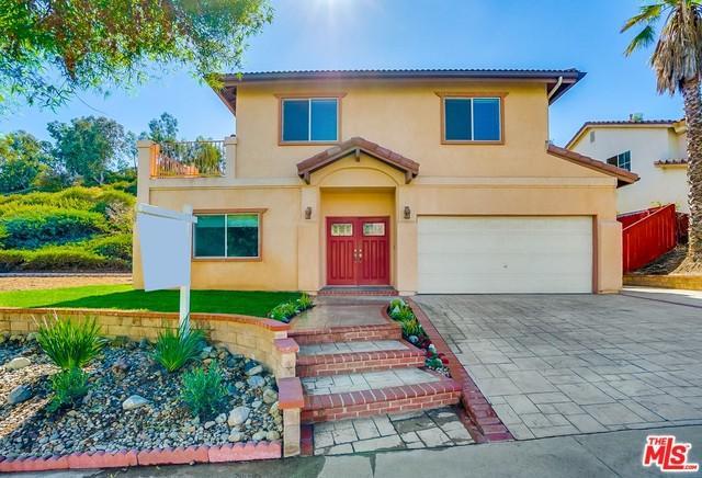 12085 Edgecliff Avenue, Sylmar, CA 91342 (MLS #18391242) :: Hacienda Group Inc