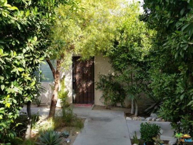 800 E Cottonwood Road #2, Palm Springs, CA 92262 (MLS #18391324PS) :: Brad Schmett Real Estate Group