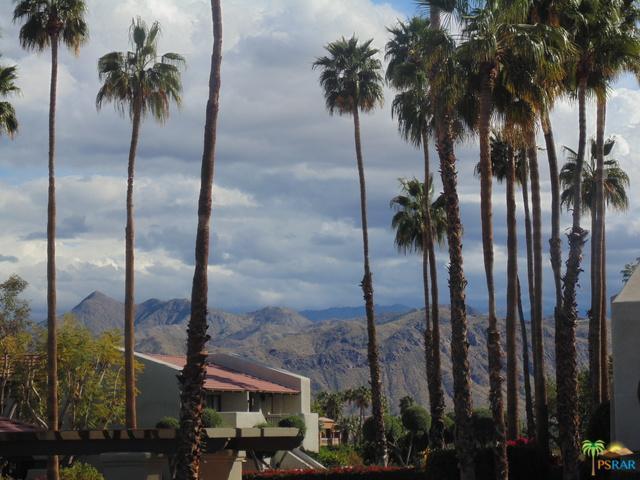 1150 E Amado Road 18C2, Palm Springs, CA 92262 (MLS #18391562PS) :: Brad Schmett Real Estate Group
