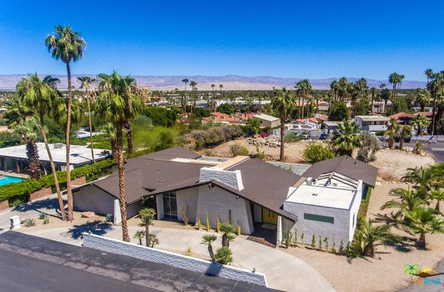 450 S Monte Vista Drive, Palm Springs, CA 92262 (MLS #18391828PS) :: Deirdre Coit and Associates