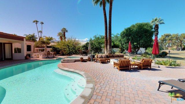 70300 Frank Sinatra Drive, Rancho Mirage, CA 92270 (MLS #18392318PS) :: Brad Schmett Real Estate Group