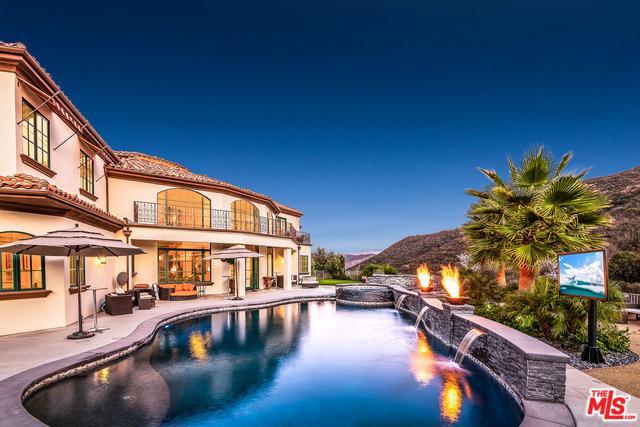29482 Malibu View Court, Agoura Hills, CA 91301 (MLS #18392376) :: The John Jay Group - Bennion Deville Homes