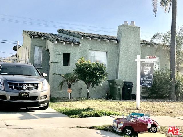 1118 W 81st Place, Los Angeles (City), CA 90044 (MLS #18392592) :: Hacienda Group Inc
