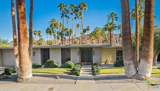 1541 E Madrona Drive, Palm Springs, CA 92264 (MLS #18393164PS) :: Brad Schmett Real Estate Group