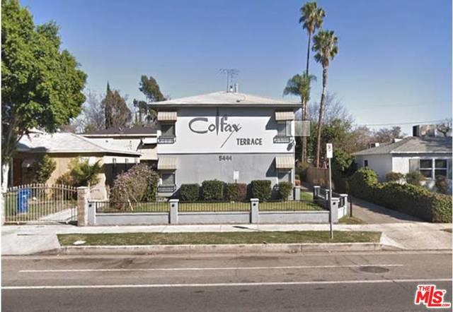 5444 Colfax Avenue, Valley Village, CA 91601 (MLS #18393498) :: Deirdre Coit and Associates