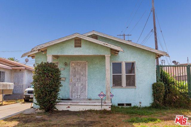 112 E 92nd Street, Los Angeles (City), CA 90003 (MLS #18394660) :: Deirdre Coit and Associates