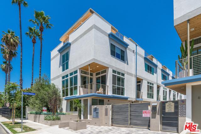 6732 W Hepburn Way, Los Angeles (City), CA 90038 (MLS #18394920) :: Deirdre Coit and Associates