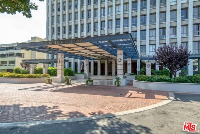 800 W 1st Street #808, Los Angeles (City), CA 90012 (MLS #18396014) :: Deirdre Coit and Associates