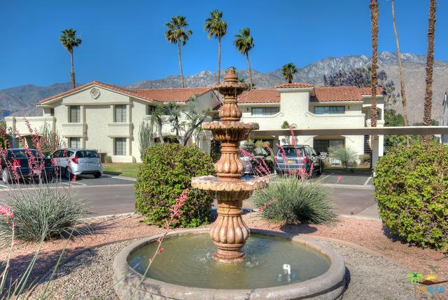 505 S Farrell Drive Q103, Palm Springs, CA 92264 (MLS #18396350PS) :: Deirdre Coit and Associates