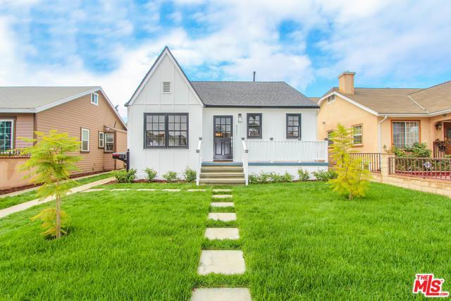 6111 S Harcourt Avenue, Los Angeles (City), CA 90043 (MLS #18396730) :: Hacienda Group Inc