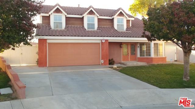 37103 Bridgeport Court, Palmdale, CA 93550 (MLS #18396770) :: Team Wasserman
