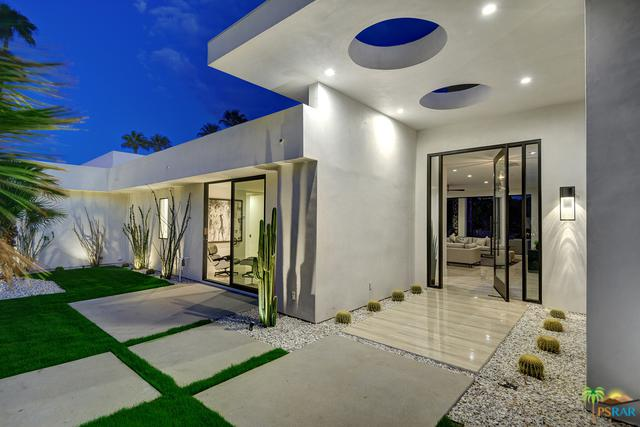 353 Vereda Norte, Palm Springs, CA 92262 (MLS #18397426PS) :: Brad Schmett Real Estate Group