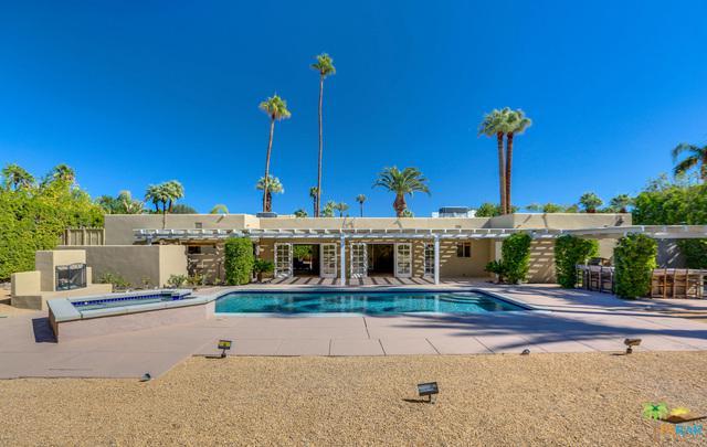 971 N Avenida Olivos, Palm Springs, CA 92262 (MLS #18399286PS) :: Brad Schmett Real Estate Group