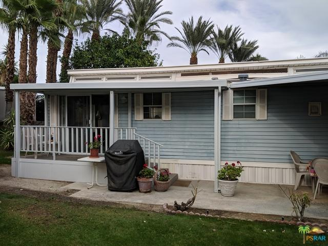 69801 Ramon Road #246, Cathedral City, CA 92234 (MLS #18405594PS) :: Deirdre Coit and Associates
