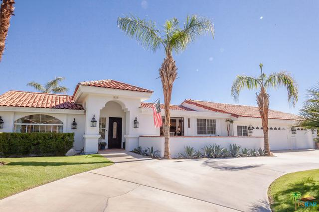 820 N Avenida Caballeros, Palm Springs, CA 92262 (MLS #18406780PS) :: Brad Schmett Real Estate Group