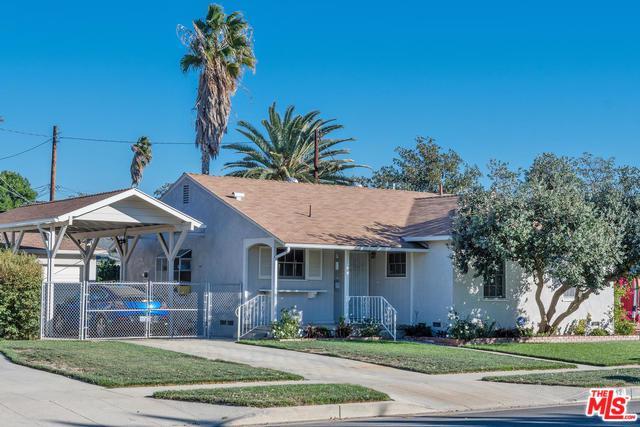 8012 Aldea Avenue, Lake Balboa, CA 91406 (MLS #18408508) :: Deirdre Coit and Associates