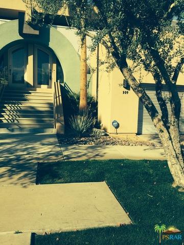 100 E Stevens Road #509, Palm Springs, CA 92262 (MLS #18409014PS) :: The Jelmberg Team