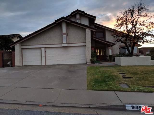 1645 Avenida Entrada, San Dimas, CA 91773 (MLS #18410036) :: The Jelmberg Team