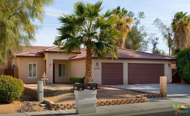 2196 Marguerite Street, Palm Springs, CA 92264 (MLS #18412994PS) :: Brad Schmett Real Estate Group