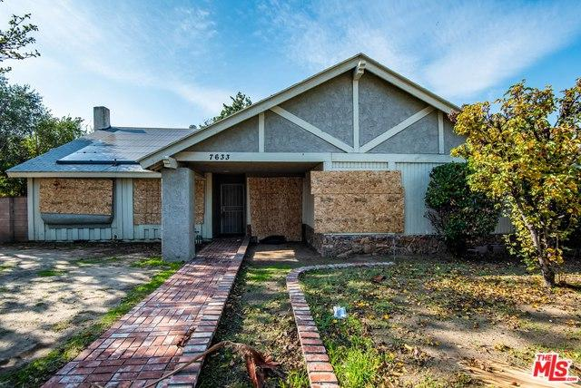7633 Mason Avenue, Winnetka, CA 91306 (MLS #18414672) :: The John Jay Group - Bennion Deville Homes