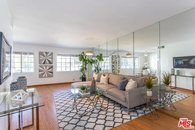 8490 Fountain Avenue #206, West Hollywood, CA 90069 (MLS #18414998) :: The Jelmberg Team
