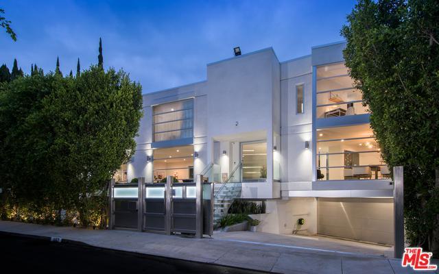 1162 Sunset Hills Road, Los Angeles (City), CA 90069 (MLS #18415312) :: The Jelmberg Team
