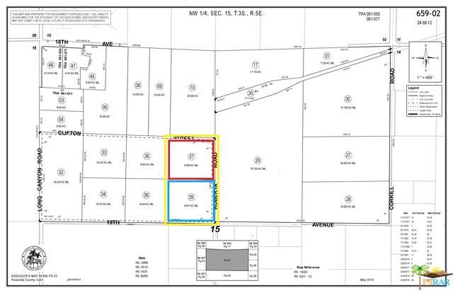 19001 Merganzer Trl, Desert Hot Springs, CA 92241 (MLS #18415452PS) :: Hacienda Group Inc