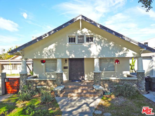 347 W Windsor Road, Glendale, CA 91204 (MLS #18416332) :: The Jelmberg Team