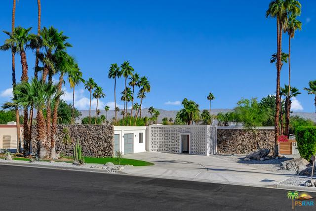 71560 Biskra Road, Rancho Mirage, CA 92270 (MLS #18416752PS) :: Brad Schmett Real Estate Group